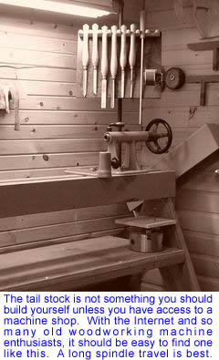 Build Your Own Wood Lathe